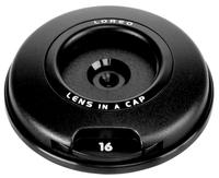 Loreo Lens in a Cap Fixfokus Objektiv Canon EOS