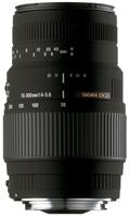 Sigma 70-300 mm DG MACRO pro Nikon + UV filtr + PL filtr + neoprénové pouzdro!