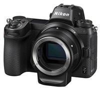 Nikon Z7 + FTZ adaptér