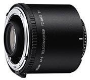 Nikon telepředsádka TC-20E II AF-S TELECONVERTOR 2.0x