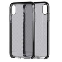 Tech21 pouzdro Evo Check pro iPhone XS Max černé