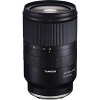 Tamron 28-75 mm F/2.8 Di III RXD pro Sony FE