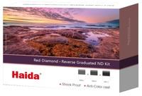 Haida Red-Diamond Reverse Grad. ND Kit, 100x150mm