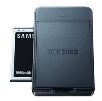 Samsung Battery Charger Kit pro Galaxy camera černý