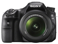 Sony Alpha A58 + 18-55 mm II