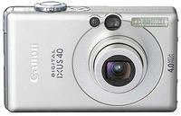 Canon Digital IXUS 40 + CP-400 tiskárna