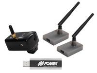 Fomei Digital Pro X-1 vysílač 2 příjímač 1 pro Mac