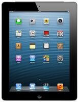 iPad Retina Wifi 64GB černý