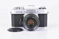Yashica FX-2 + 50mm f/1.9 bazar