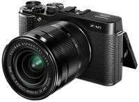 Fujifilm X-M1 tělo černý  + 18mm