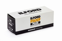 Ilford PAN F Plus 120 bazar