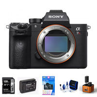 Sony Alpha A7R III tělo černý - Foto kit
