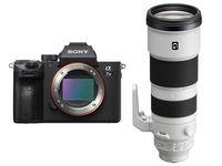 Sony Alpha A7 III +  FE 200-600 mm f/5,6-6,3 G OSS