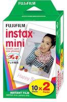 Fujifilm Instax mini film na 20x foto