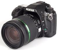 Pentax K-5 II + 18-270 mm
