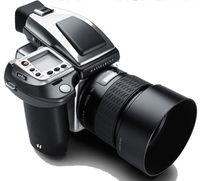Hasselblad H4D-40 + 80 mm Stainless Steel