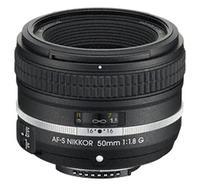Nikon 50mm f/1,8 AF-S NIKKOR G special edition