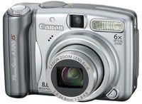 Canon PowerShot A720 IS + 1GB karta zdarma!