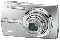 Olympus Mju 820 stříbrný + xD 1GB karta!