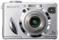 Sony DSC-W5 + MS 256MB karta