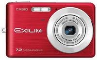 Casio EXILIM Z77 červený