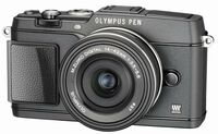 Olympus PEN E-P5 + 14-42 mm EZ Luxury Kit