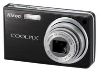 Nikon CoolPix S550 černý + SD 2GB karta