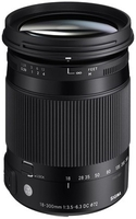 Sigma 18-300mm f/3,5-6,3 DC Macro HSM Contemporary pro Sony