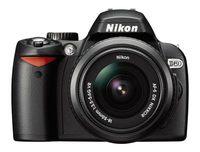 Nikon D60 + 70-300 VR