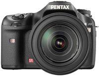 Pentax K20D + 18-55 mm II + 50-200 mm