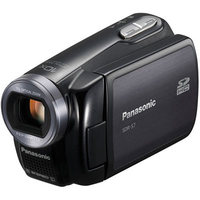 Panasonic SDR-S7 černý