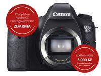 Canon EOS 6D tělo