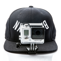 MadMan držák Head clip pro GoPro