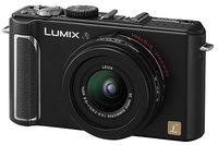 Panasonic Lumix DMC-LX3 černý