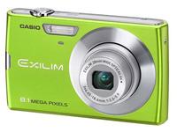 Casio EXILIM Z150 zelený