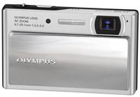 Olympus Mju 1040 stříbrný