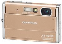 Olympus Mju 1050 SW zlatý