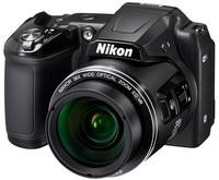 Nikon CoolPix L840 černý + 8GB karta + adaptér na filtr + PL filtr 62mm + originální pouzdro zdarma!