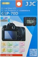 JJC ochranné sklo na displej pro Canon EOS 70D a 80D