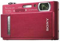 Sony DSC-T500 červený