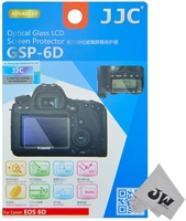 JJC ochranné sklo na displej pro Canon EOS 6D
