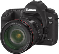 Canon EOS 5D Mark II + EF 70-200 mm F 2,8 L IS II USM