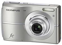 Olympus FE-45 zlatý