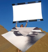 Sunbounce SUN-BOUNCER BIG STARTER KIT silver/white