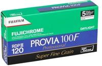 Fujifilm 120 Provia 100F EP EC NP 12EX 5ks