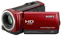 Sony HDR-CX105E červená