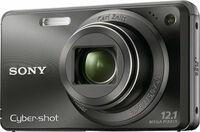 Sony CyberShot DSC-W290 černý
