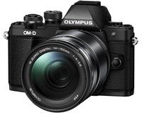 Olympus OM-D E-M10 Mark II + 14-42 mm II R + 40-150 mm R