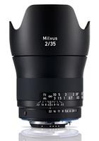 Zeiss Milvus 35mm f/2 ZF.2 pro Nikon
