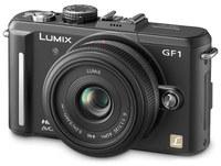 Panasonic Lumix DMC-GF1 černý + G Vario 14-45 mm